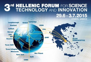 3rd hellenic forum for science, tech and innovation