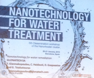 nanotechnology for water treatment nanowater